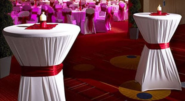 Cocktail Tables. - Tables hire in Kenya