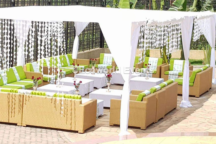 Ecoworld Canopies 16 - Tents hire in Kenya