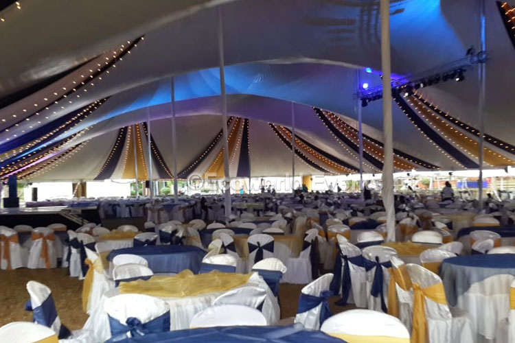 Ecoworld Dome13 - Tents hire in Kenya