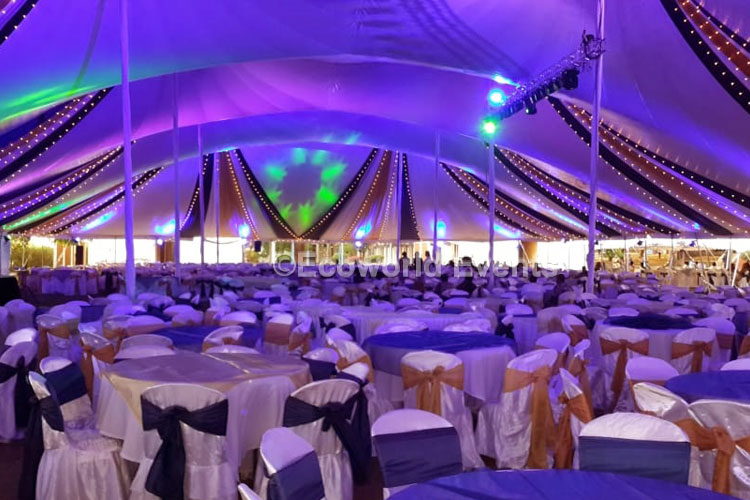 Ecoworld Dome14 - Tents hire in Kenya