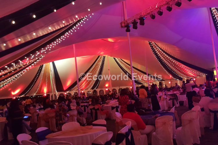 Ecoworld Dome15 - Tents hire in Kenya