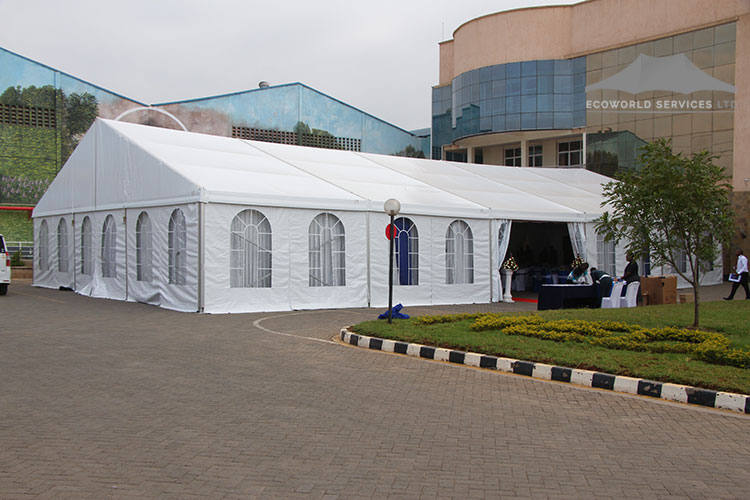 Ecoworld Dome Tent1 - Tents hire in Kenya