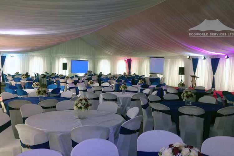 Ecoworld Dome Tent5 - Tents hire in Kenya