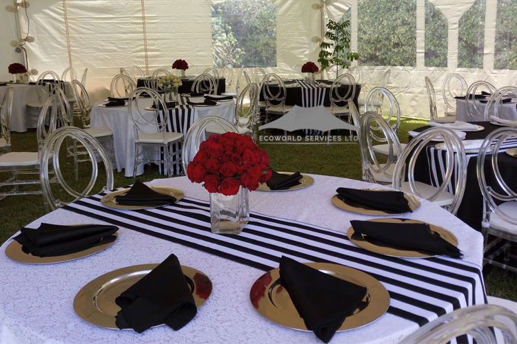 Ecoworld Chiavari Chairs - Chairs hire in Kenya