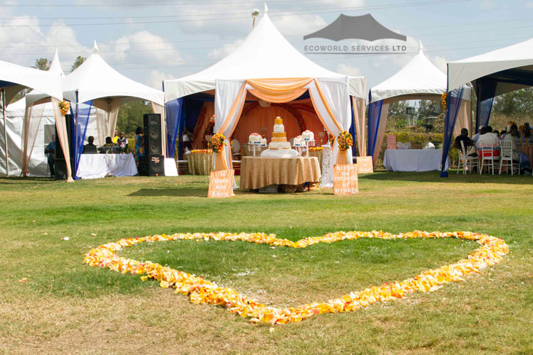 Ecoworld Marquee Tent6 - Tents hire in Kenya