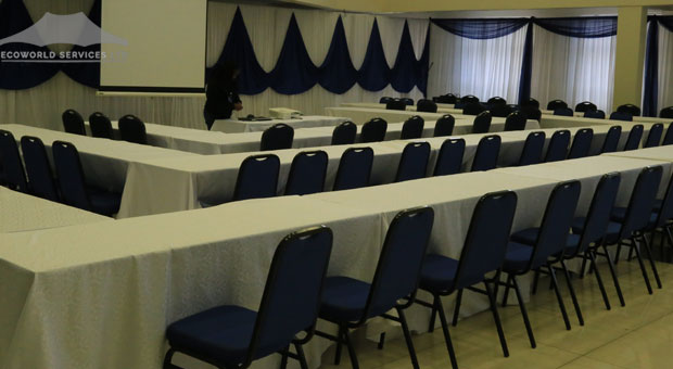 Ecoworld Rectangular Table1 - Tables hire in Kenya