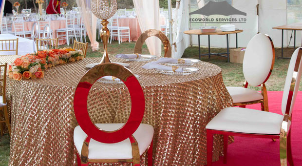 Ecoworld Round Table2 - Chairs hire in Kenya
