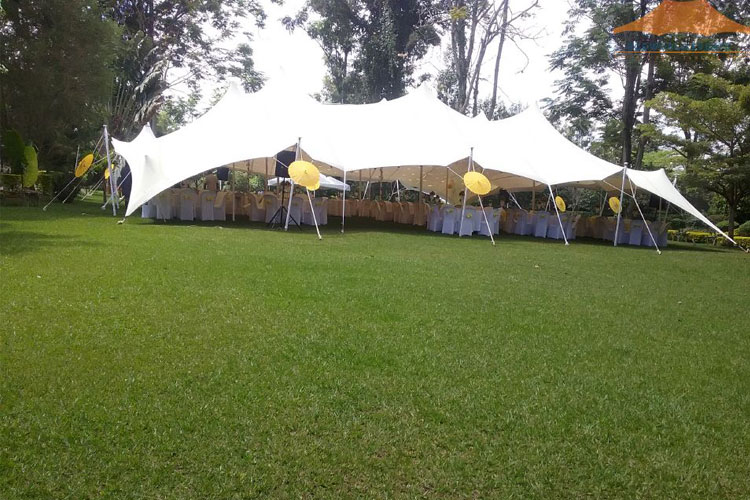 Ecoworld Stretch Tent1 - Tents hire in Kenya