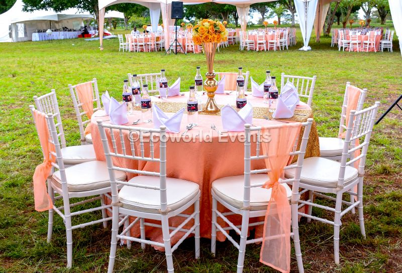 Ecoworld Tablesetups 0053 - Tents hire in Kenya
