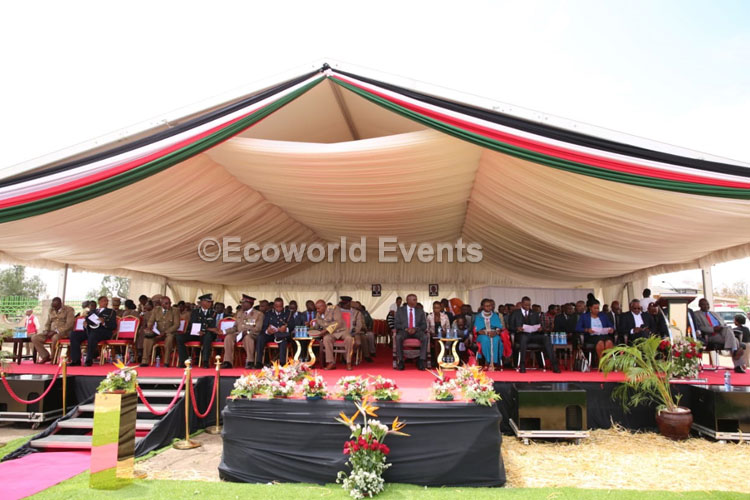 Ecoworld Aframe17 - Tents hire in Kenya