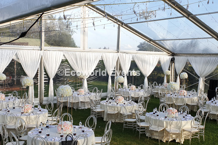 Ecoworld Aframe5 - Tents hire in Kenya