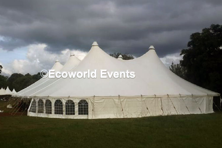 Ecoworld Dome16 - Tents hire in Kenya