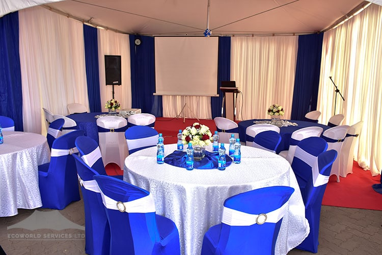 Ecoworld Dome Tent3 - Tents hire in Kenya
