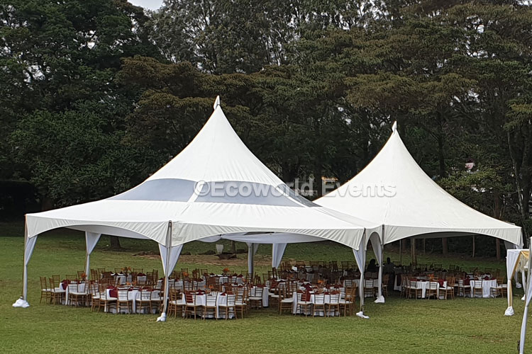 Ecoworld Hexagons12 - Tents hire in Kenya