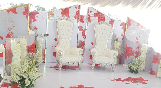 Ecoworld Chairs Kingqueen1 - Chairs hire in Kenya