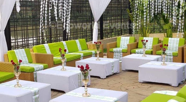 Ecoworld Chairs lounge1 - Chairs hire in Kenya